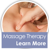 Massage Therapy - Learn More - massage