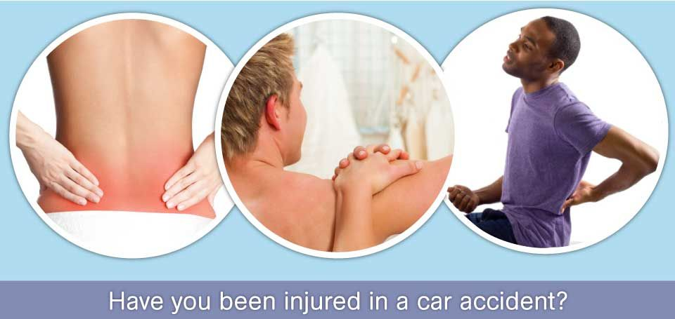 Have you been injured in a car accident? back pains, and knee - Physiotherapy Services in Dartmouth
